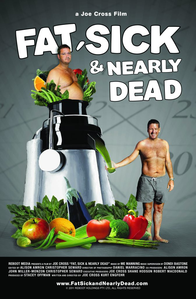 Fat-Sick-Nearly-Dead- Film zu Veganismus