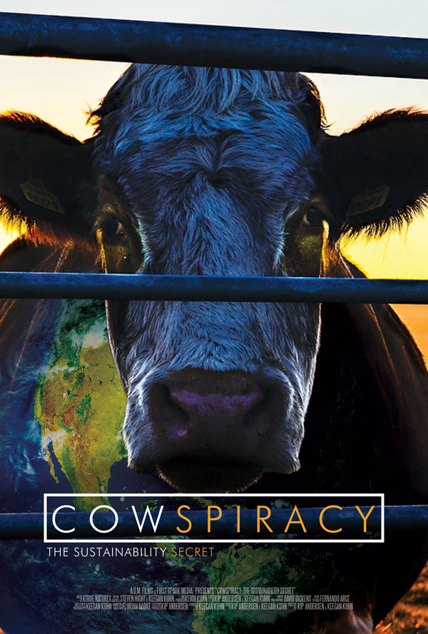 Cowspiracy - Film zu Veganismus und Fleischkonsum