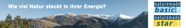 naturemade - ökologische Energie
